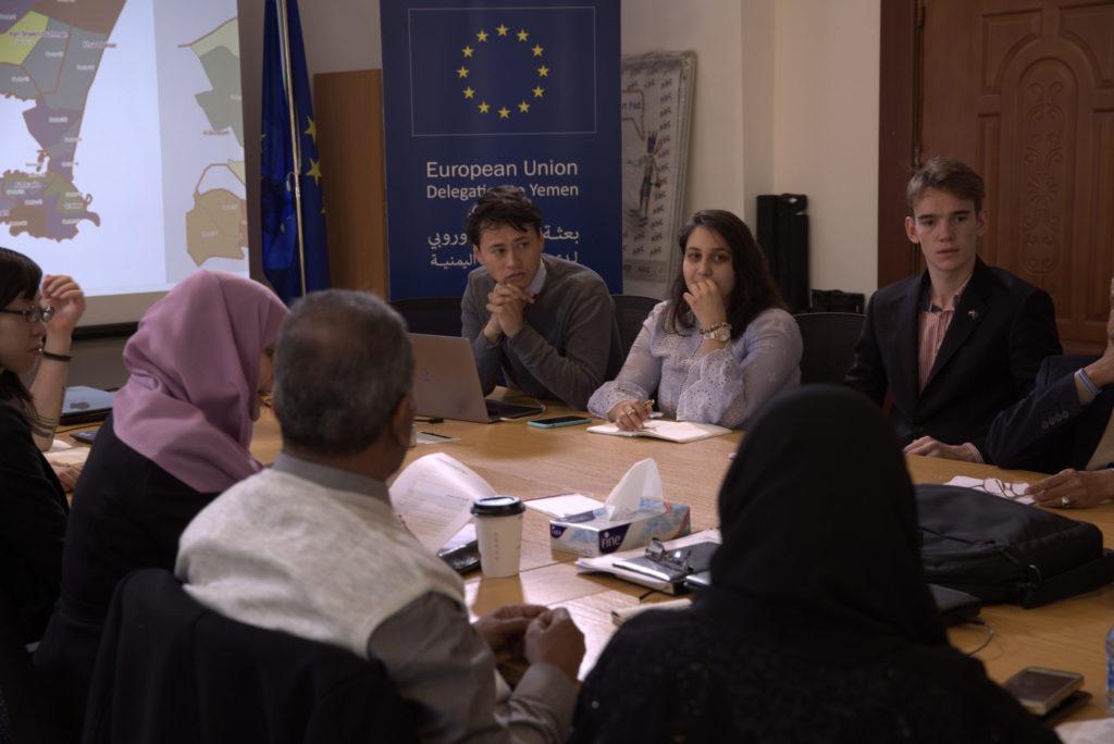 ورشة عمل حول التحليل المشترك وتخطيط الانتعاش لمدينة عدن